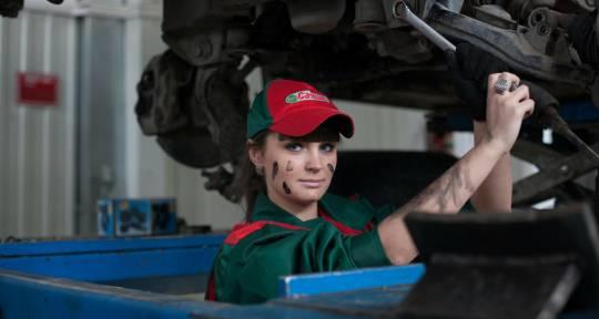 Autoservis a pneuservis, Rýchlosť a kvalita zaručená