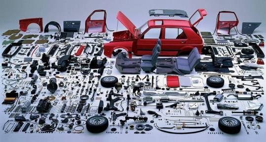 Predaj autodielov, Nové diely za rozumné ceny