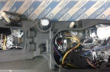 Predne pravé  svetlo Fiat Stilo 0051712710 3
