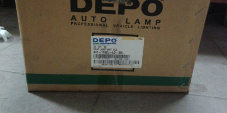 Predný svetlomet Lavý Audi A6 441-1134L-LD-EM H7/H1 2