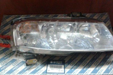 Predne pravé  svetlo Fiat Stilo 0051712710 1