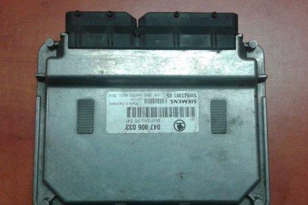 SKODA FABIA 1.4 MPI RJ MOTORA 047906033 1