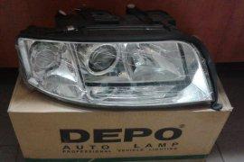 Predný svetlomet  pravý   AUDI A6  441-1192R-LD-EMH7/H1