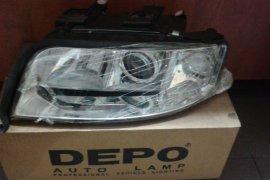 Predný svetlomet Lavý Audi A6 441-1134L-LD-EMH7/H1